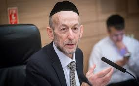 Maklev Reveals A Deal With Shas Was Dependent On The Election Of Pindrus -  The Yeshiva World
