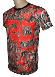 Toyota TRD t-shirt with logo and all-over printed picture - T ...