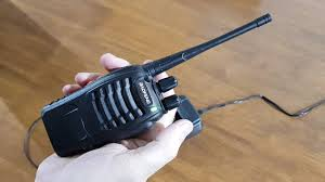 Baofeng BF 888s Two Way Radio Review - YouTube