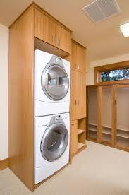 Washer Dryer Cabinet furniture modern laundry room design with stackable washer dryer 7887 by uwakikaiketsu.us