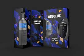packaging design for a range of gift packs