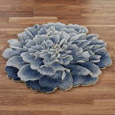crammed fl wool rugs sorry i just had to do it baby blue flowers