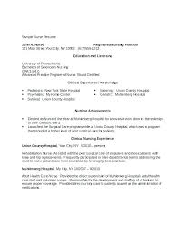Nursing Resume Templates Free nurse resume template – xpopblog.com