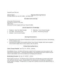 Nurse Resume Template – Xpopblog.com