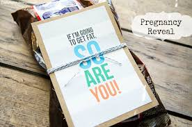 Free Pregnancy Announcement Templates Free Printable Pregnancy Announcement Fab N Free