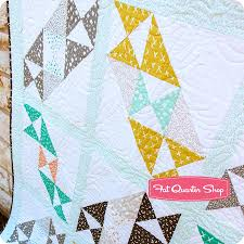 Meandering Meadow Quilt Kit Featuring Savannah by Gingiber | Fat ... & Additional Images: Adamdwight.com