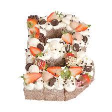 Birthday Cake Delivery Happy Birthday Cake Edible Blooms