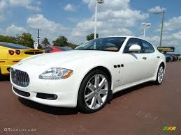 2010 White Maserati Quattroporte S #37423426 Photo #5 | GTCarLot ...