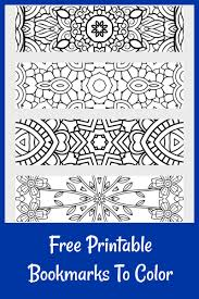 Don't forget to bookmark or pin this page so you can come back often and see what new resources we've. Free Printable Bookmarks To Color Mama Likes This