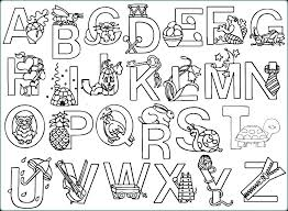 Bible Alphabet Coloring Pages Animal Alphabet Coloring Pages Free