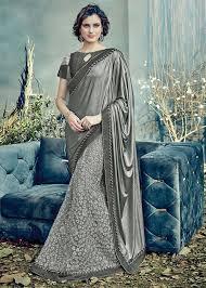 Designer Saree 2019 Indian Latest Bridal Lehenga Saree Designs 2018 2019