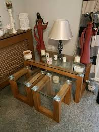 gorgeous coffee table 2side tables