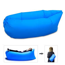 inflatable garden furniture. Hot Sale!portable Inflatable Air Bag Lounger Sofa Couch Sleeping Bed For Outdoor Beach Camping Travelling Picnic Activities Lazy Chair Garden Furniture N