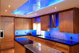 strip lighting kitchen. custom kitchen design with led colour changing rgb strip lights by lumilum lighting