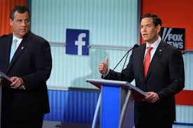 Resume Chris Christie Resume marco rubio 2016 gop debate if the election is  about experience clinton