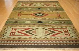 flat weave wool rugs ienda earth tones flat weave hand knotted wool rugs on