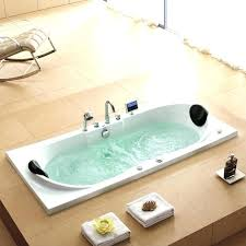 two person bathtub bathtubs idea 2 jetted tub indoor built in for with jets shower architecture consonance two person whirlpool bathtub