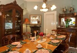 First Time At A BB  Bed And Breakfast Etiquette Breakfast - Dining room etiquette