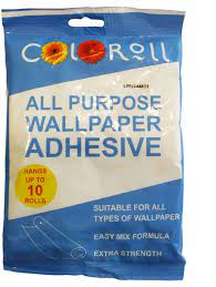 Coloroll All Purpose Wallpaper Adhesive ...