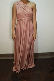 Light Old Rose Dress Various Styles A82d63 Infinity Dress Old Rose With Tube In