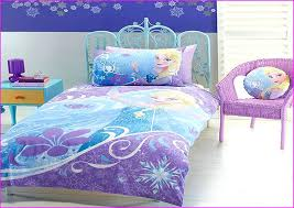 frozen twin bed in a bag bedding set