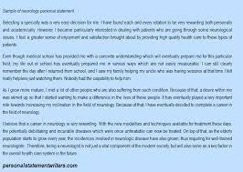 Orthopedic residency personal statement   Residency Personal Statement