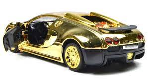 Bugatti veyron mansory empire edition 2013. Nuoya001 New Style 1 36 Bugatti Veyron Diecast Car Model Toy Gift Collection With Sound Light Gold Buy Online In Sweden At Sweden Desertcart Com Productid 3034051