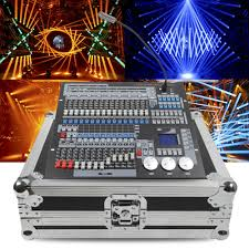 Disco Light Controller Details About 1024ch Channel Dmx 512 Stage Light Controller Laser Dj Disco Lighting Console Us