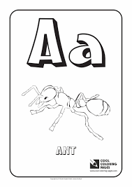 Small Picture Letter A Coloring Page Letter A Coloring Pages Printable