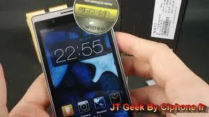 Oppo T29 MT6577 3000mAh English test ...