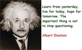 Famous Einstein Quotes About Insanity. QuotesGram via Relatably.com