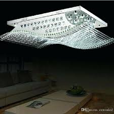 square crystal chandelier modern square crystal lights crystal chandelier ceiling lamp with light sources for living