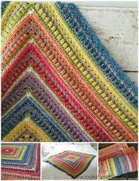 Crochet Blanket Pattern Gorgeous Namaqualand Blanket Pattern ⋆ Look At What I Made