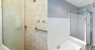Bathroom Renovators Enchanting Before After Small Bathroom Renovation Homes
