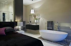 Bathroom Open Bathroom Design Glass Partition Wall Between Bedroom And  Bathtub Space Saving Remodeling Ideas Shower