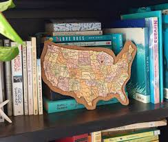 Image Travel Corkboard Map Fiskars How To Make Diy Corkboard Map With Fiskars