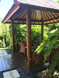 Thai Gazebo Designs Balinese Garden Design By Melisa Dixon Thai Patios