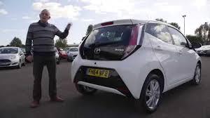Toyota Aygo Test Drive - YouTube