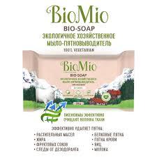 "<b>Мыло</b> хозяйственное BioMio ""Bio-<b>Soap</b>"", без запаха, <b>200 г</b> ..."