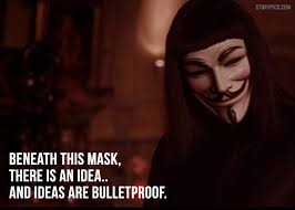 V For Vendetta Quotes Extraordinary 48 Mind Blowing Quotes From V For Vendetta To Trigger Your Thoughts