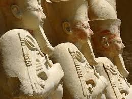 Resultado de imagen de LOs faraones y los templos