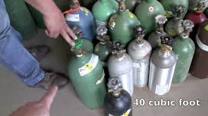 Argon Gas Cylinder Sale Sizes Price Refill Escoo