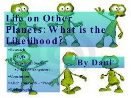life on other planets dani