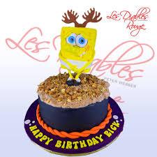 Les Diables Spongebob Cake Cake Design By Chef Peter Facebook