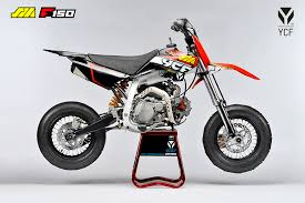ycf supermoto f150 dirt bike proracer west gosford