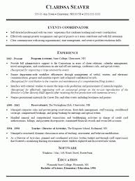 Awesome Event Planner Resume Summary 22 For Your Resume Examples with Event  Planner Resume Summary