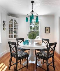 small dining room. photo by kate jackson design - look for beach style dining room pictures small o