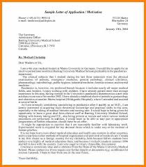 Motivation Letter For Job Examples Of Motivation Letters Sample Motivation Letter Template 6