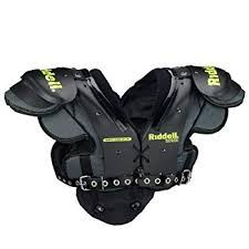 10 Best Youth Football Shoulder Pads Reviewed And Rated In 2019