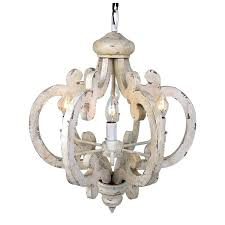 chandeliers candle style chandelier 6 light distressed antique white wooden sean ca candle style